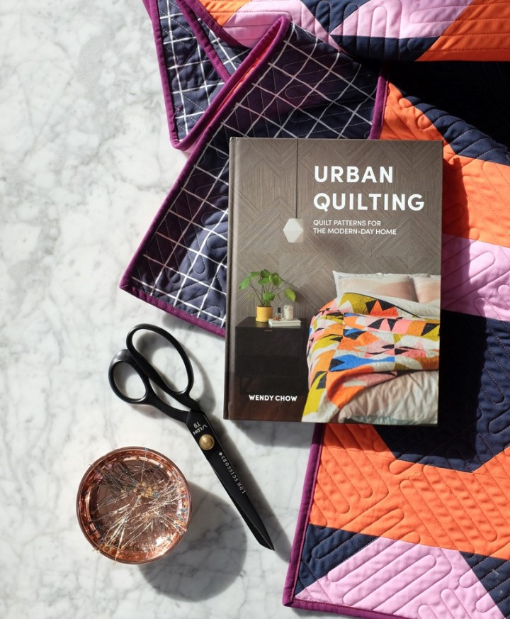 Urban Quilting with Wendy Chow